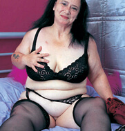 dirty old bbw granny
